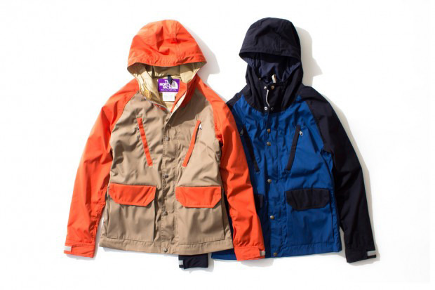 The North Face Purple Label представили осеннюю коллекцию одежды. Изображение № 2.