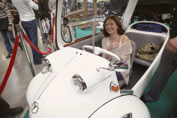 Машина времени: 8 лучших ретроавтомобилей с выставки «Олдтаймер». Изображение № 16.