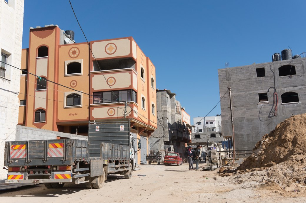«Самая большая тюрьма в мире»: Путешествие в сектор Газа . Изображение № 28.