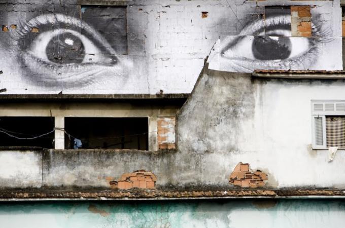 Google Street Art: Онлайн-музей граффити под открытым небом. Изображение № 2.
