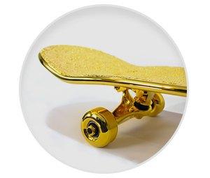Всё то золото: 10 повседневных предметов из драгоценного металла. Изображение № 6.