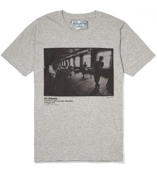 Японская марка Museum Neu выпустила коллекцию одежды, посвященную Joy Division. Изображение № 4.