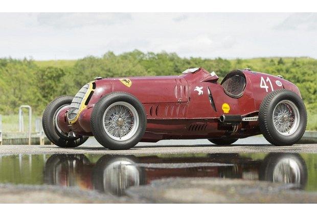 Самую дорогую в истории Alfa Romeo продали на аукционе. Изображение № 2.