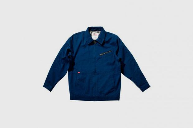 Марка Huf выпустила вторую часть осенней коллекции одежды. Изображение № 1.