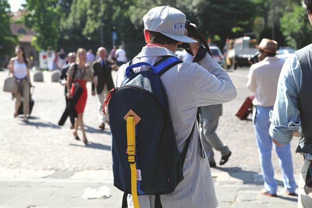 Детали: Репортаж с выставки мужской одежды Pitti Uomo. День первый. Изображение № 30.