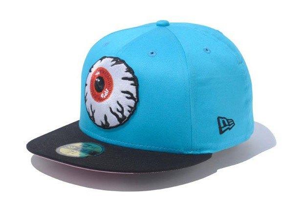 Марка New Era представила совместную с другими брендами коллекцию кепок. Изображение № 1.