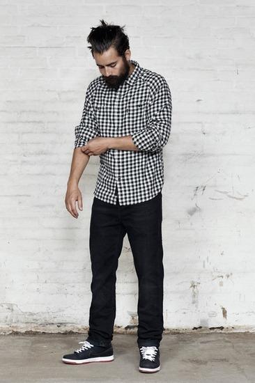 Марка Levi's Streetwear опубликовала осенний лукбук. Изображение № 10.