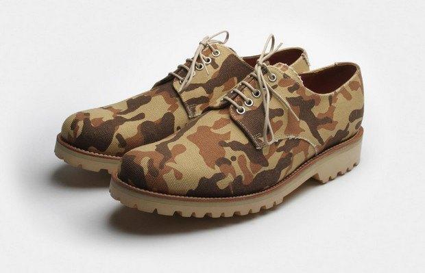 Марка Grenson выпустила весеннюю коллекцию обуви. Изображение № 5.