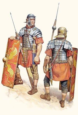 «Внезапное пугает врага»: Выдержки из правил ведения боя римскими легионерами. Изображение № 1.