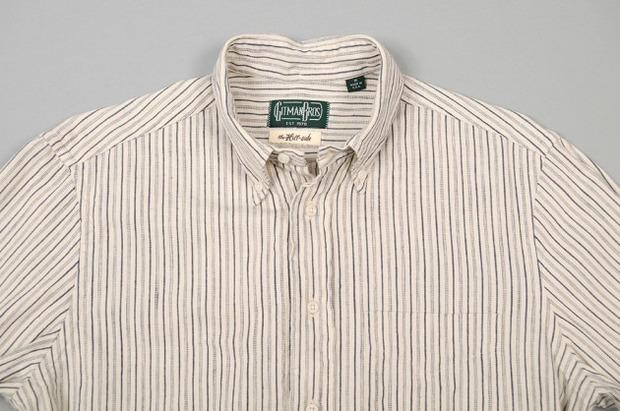 Марка Gitman Bros. представила новую коллекцию рубашек своей линейки Holiday. Изображение № 13.