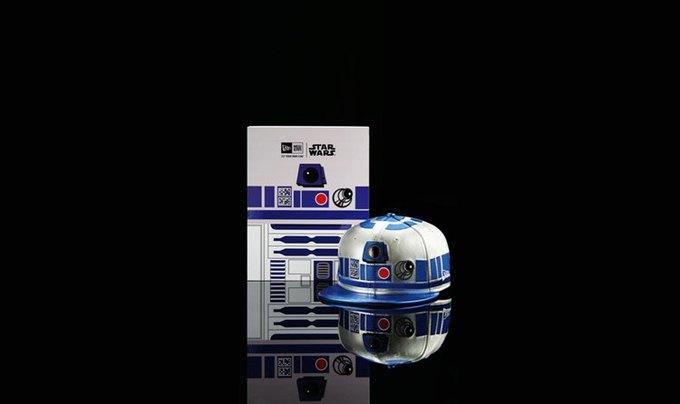 New Era выпустила коллекцию бейсболок по мотивам «Звёздных войн». Изображение № 3.