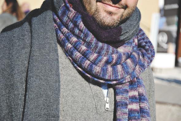 Детали: Репортаж с выставки мужской одежды Pitti Uomo. День первый. Изображение № 27.