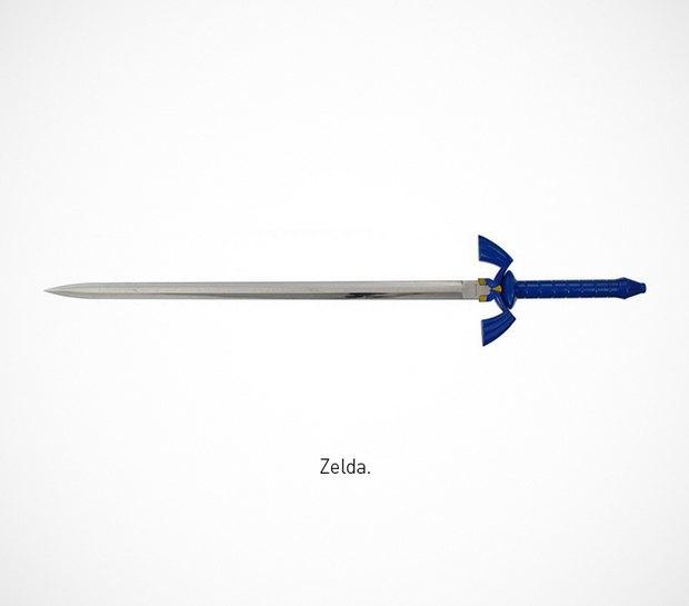 Итальянский дизайнер представил коллекцию ножей знаменитых персонажей. Изображение № 19.