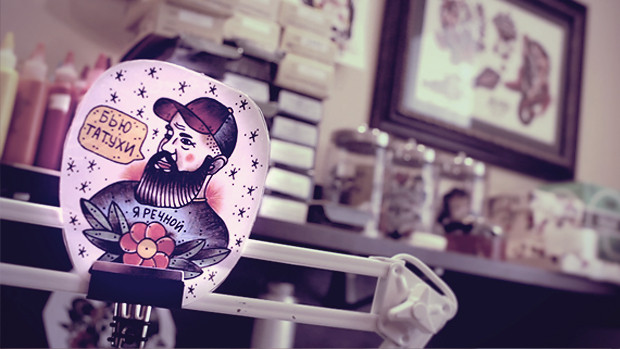 Хруст костей: Интервью с татуировщиком Дмитрием Речным. Изображение № 12.