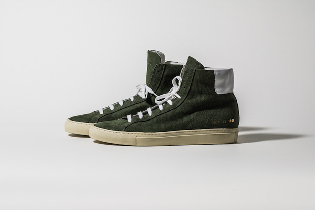 Марка Common Projects представила осеннюю коллекцию обуви. Изображение № 8.