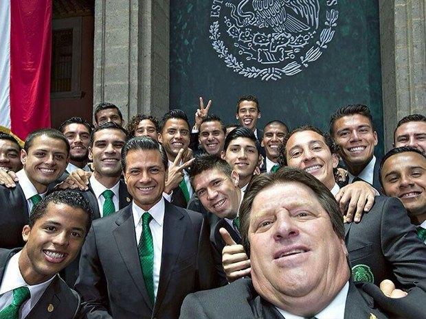 Почему мимика мексиканского тренера Мигеля Эрреры должна стать символом чемпионата мира по футболу. Изображение № 16.