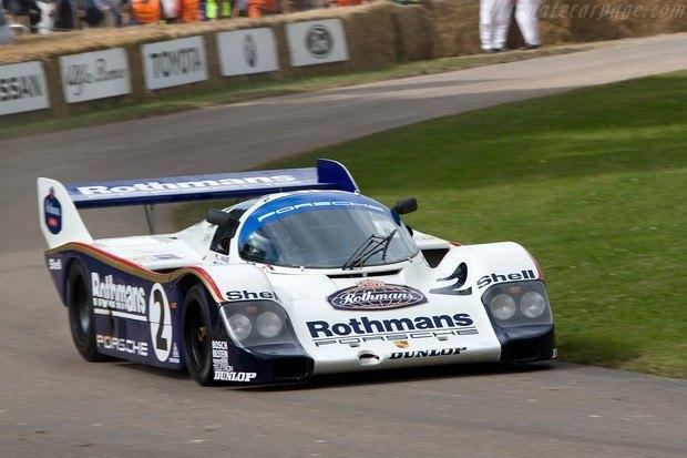 Porsche 956. Изображение № 22.