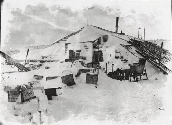 Считавшиеся утерянными фотографии Антарктики были выставлены в британских музеях. Изображение № 1.