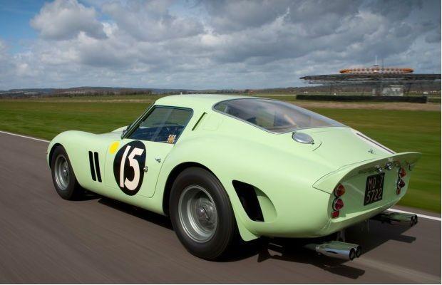Ferrari 250 GTO 1962 года стала самым дорогим автомобилем в мире. Изображение № 2.