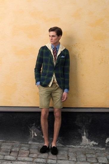Марка Gant Rugger представила лукбук весенней коллекции одежды. Изображение № 1.