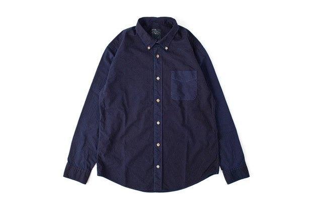 Японская марка Visvim представила новую коллекцию одежды F.I.L. Indigo Camping Trailer. Изображение № 2.