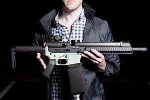 Канадец выстрелил из винтовки, распечатанной на 3D-принтере. Изображение № 1.
