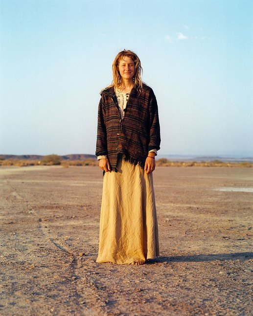 Как развлекаются посетители фестиваля Burning Man в африканской пустыне. Изображение № 13.