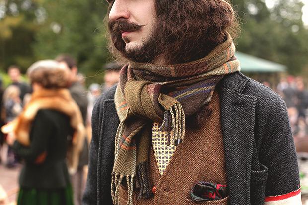 Детали: Репортаж с велозаезда Tweed Ride Moscow. Изображение № 25.