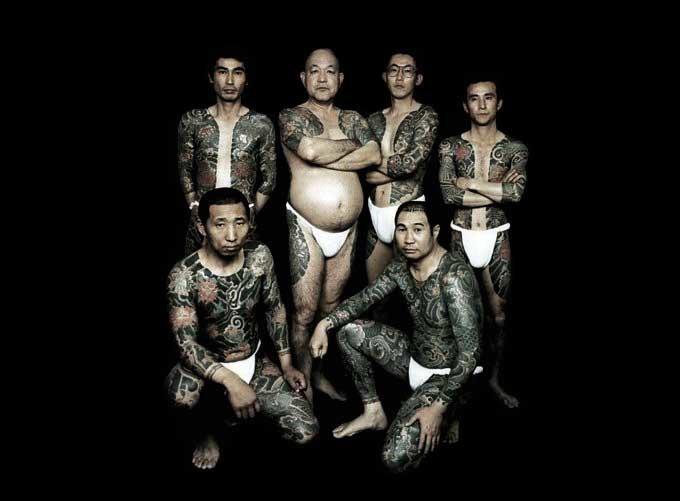 Путеводитель по культуре японских татуировок. Изображение № 8.