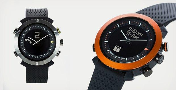 Дизайнерское бюро ConnecteDevice выпустили первые аналоговые «умные» часы. Изображение № 3.