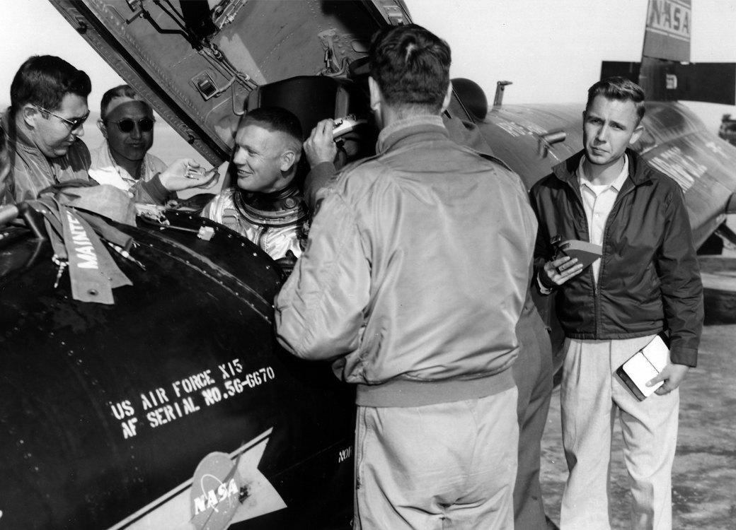 Икс-файлз: Как американцы испытывали первые в мире сверхзвуковые самолеты. Изображение № 7.