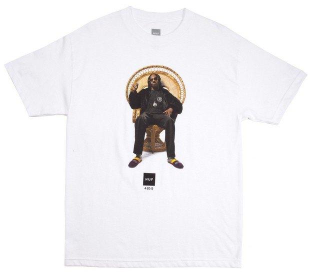 Снуп Догг и марка Huf представили совместную коллекцию одежды. Изображение № 1.