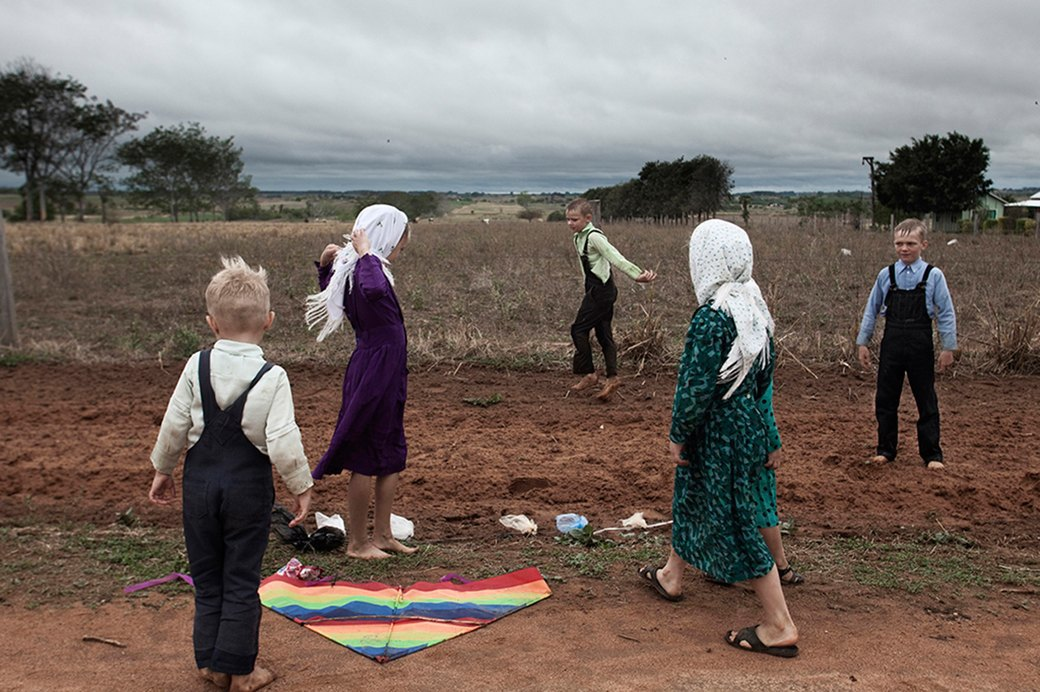 Фотопроект: Как живёт коммуна религиозных фундаменталистов. Изображение № 19.