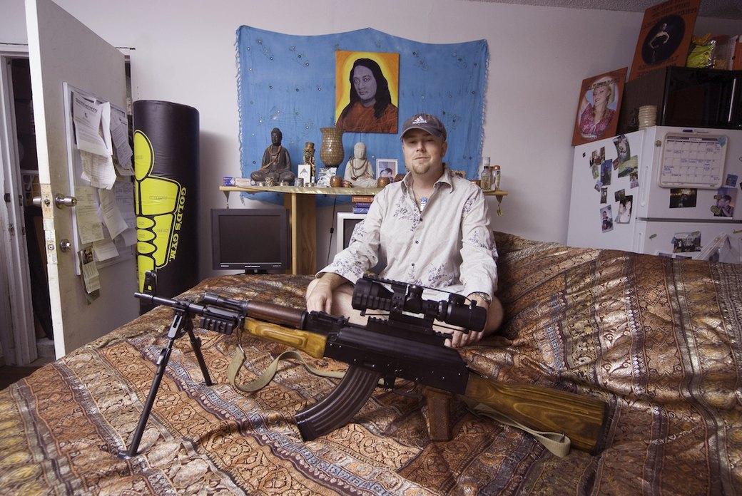 «Дерево свободы нужно поливать кровью»: Американцы о том, зачем им огнестрельное оружие. Изображение № 9.