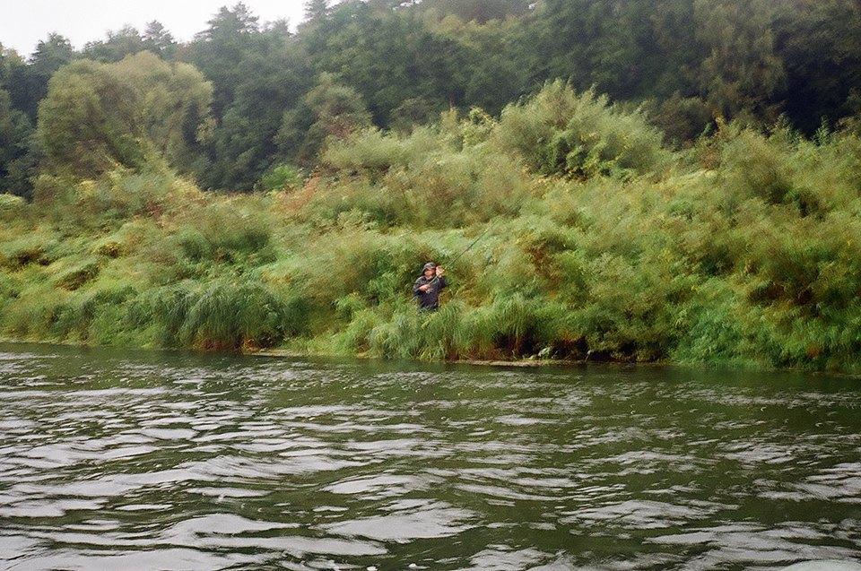 Фоторепортаж: Как редакторы FURFUR съездили на рыбалку. Изображение № 33.