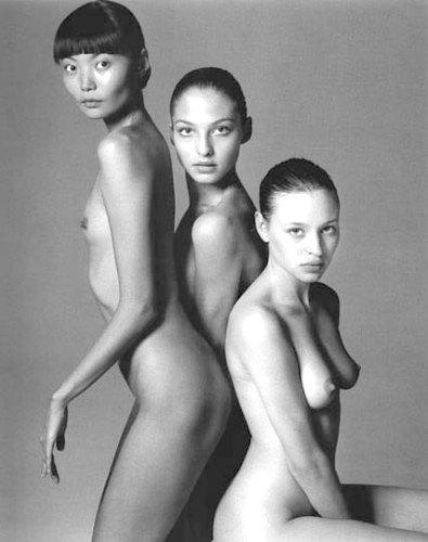 Какие российские модели снимались в календаре Pirelli. Изображение № 2.