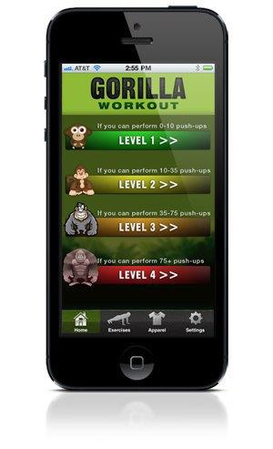 Быстрее, выше, сильнее: 7 мобильных приложений для спортивных тренировок. Изображение № 8.