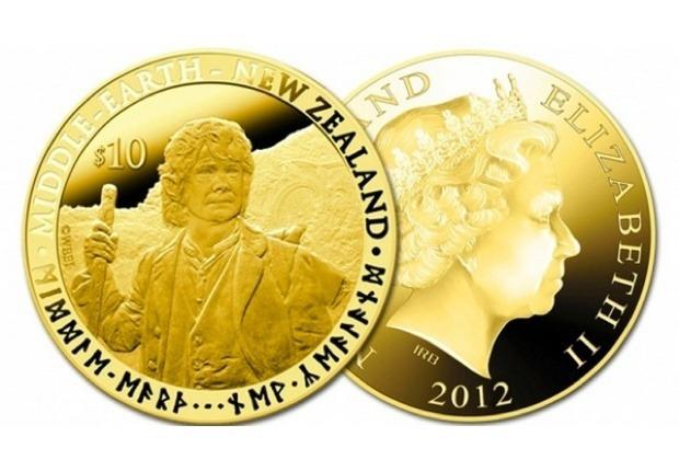 В Новой Зеландии появятся монеты и марки с изображением героев Толкина. Изображение № 6.