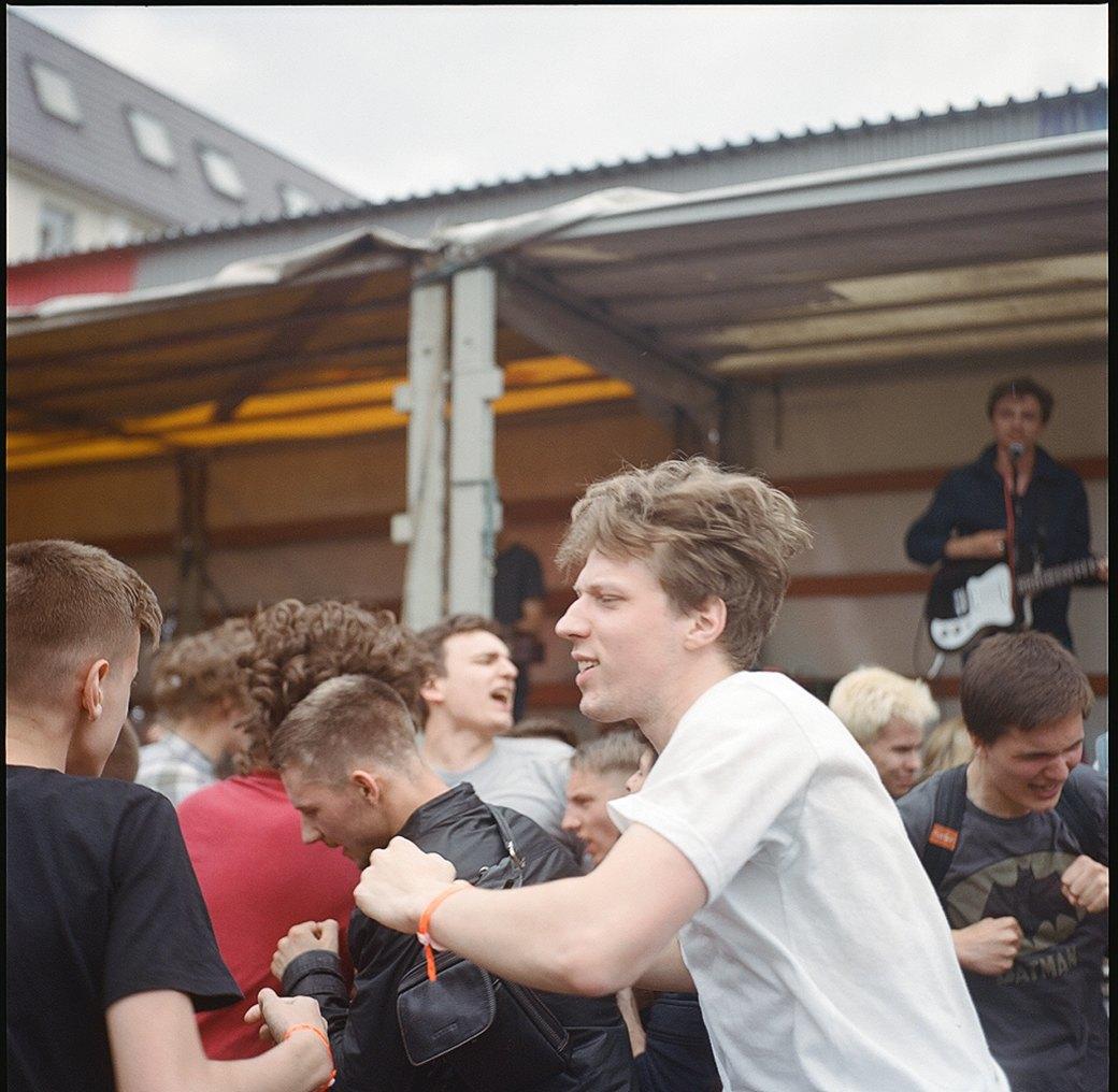 Фоторепортаж: Фестиваль новой российской рок-музыки «Боль». Изображение № 7.