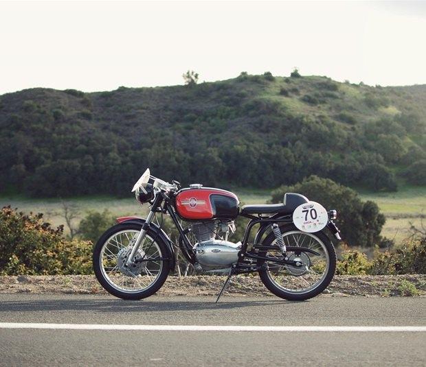 Мастерская Vintage Italian Restoration представила мотоцикл Gilera 175 Milano Taranto. Изображение № 6.