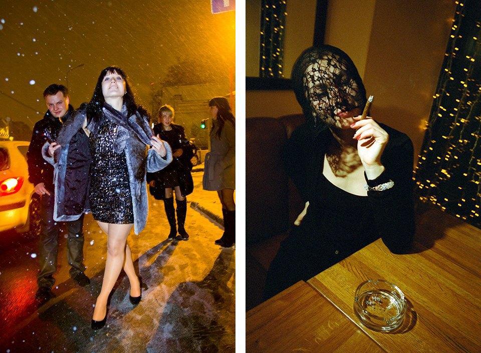 Фоторепортаж: Ночная жизнь Москвы глазами фотографа Никиты Шохова. Изображение № 22.