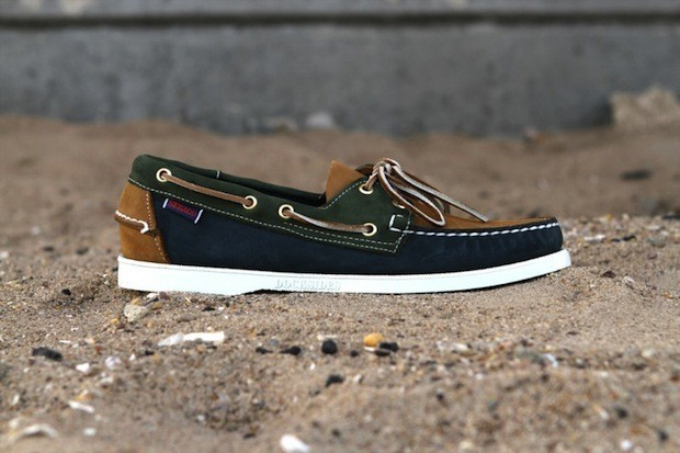 Sebago представили линейку весенней обуви. Изображение № 15.