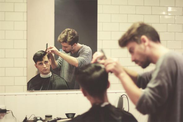 Буду резать, буду брить: Все о мужской парикмахерской Chop-Chop. Изображение № 8.