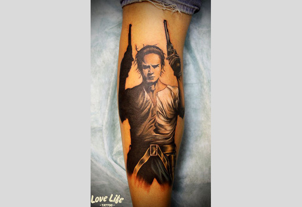 Избранные работы студии Love Life Tattoo. Изображение № 25.