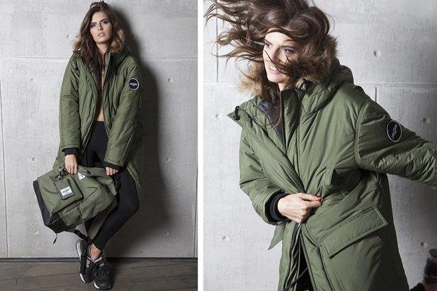 Российская модель Даша Малыгина снялась для нового лукбука марки Ziq & Yoni. Изображение № 6.