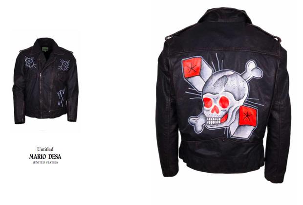 Марка Levi's Vintage Clothing выпустила коллекцию байкерских кожаных курток. Изображение № 13.