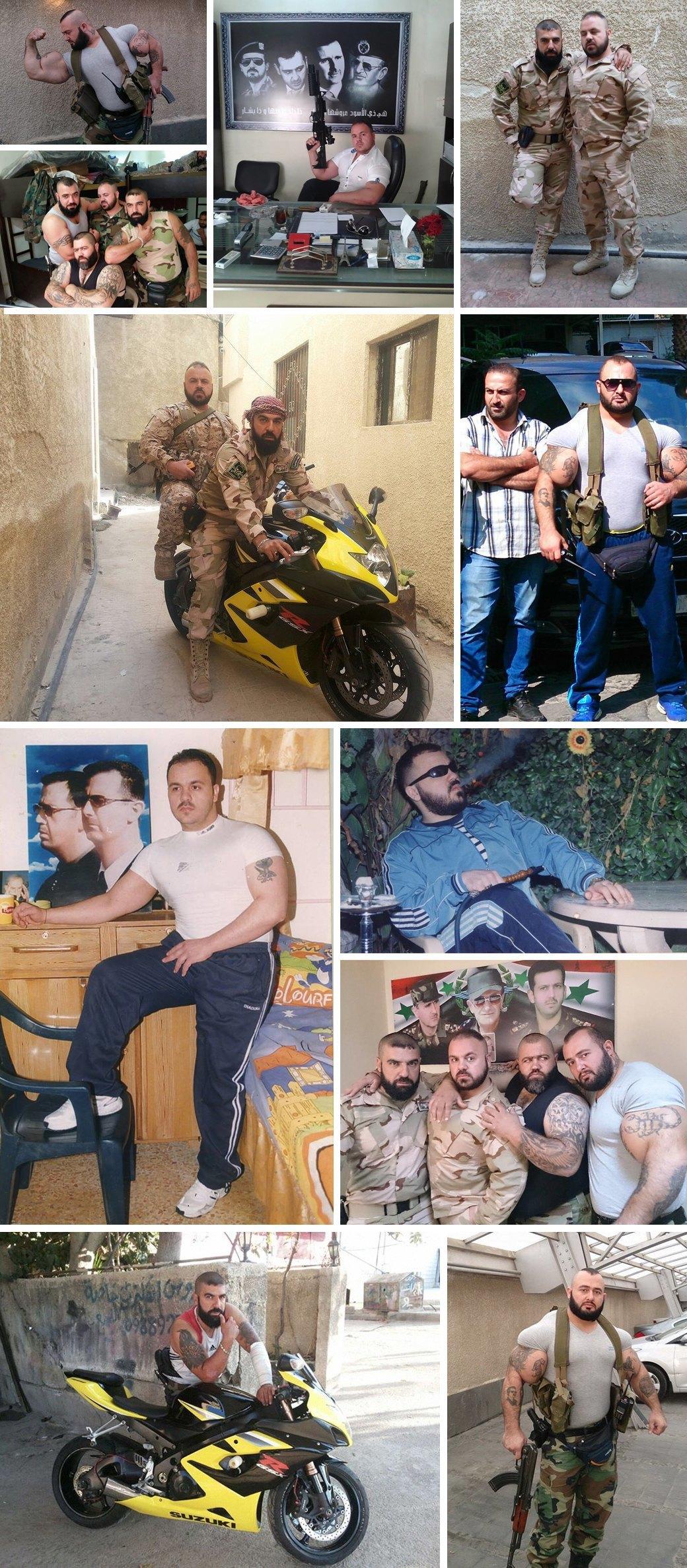 Что станет мемом через 10 минут — страница сирийских наёмников в Facebook. Изображение № 1.