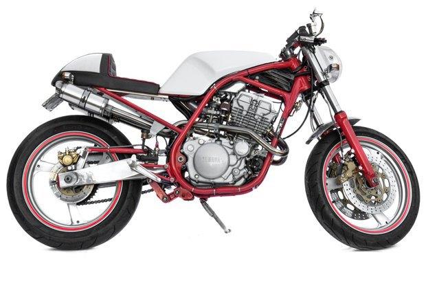 Мастерская Deus Ex Machina устроила голосование за свой лучший кастомный мотоцикл. Изображение № 6.