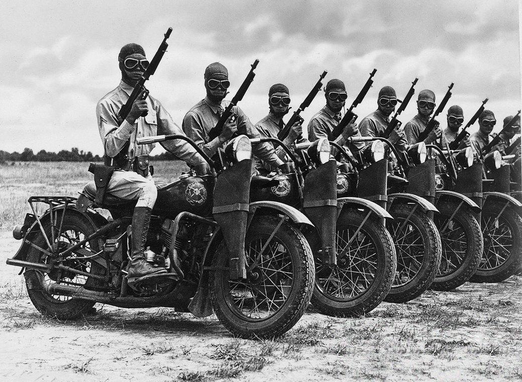 Железный конь: Как мотоциклы использовали в военных действиях. Изображение № 15.