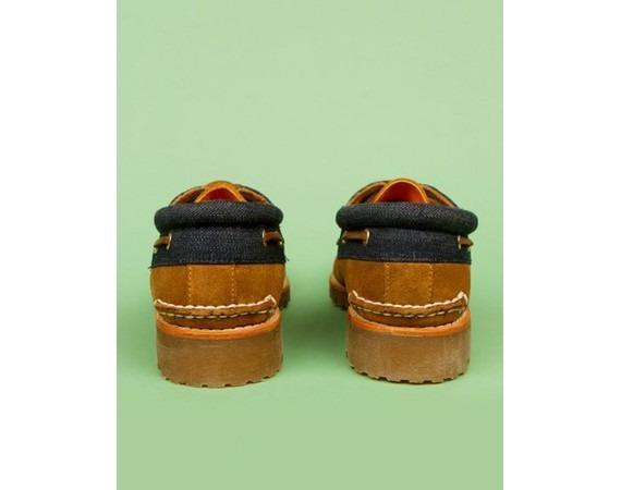 Марки Timberland и Opening Ceremony представили совместную коллекцию обуви. Изображение № 10.